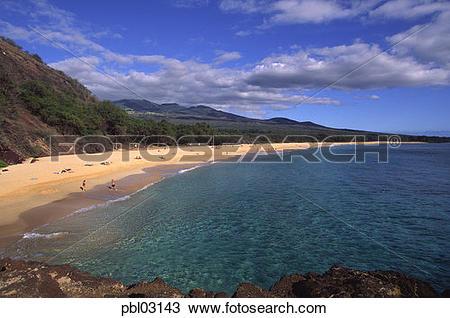 Big makena beach clipart #20