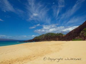 Big makena beach clipart #2
