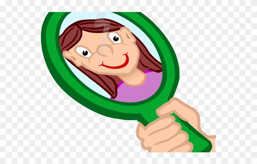 Mirror Clipart Big Mirror.
