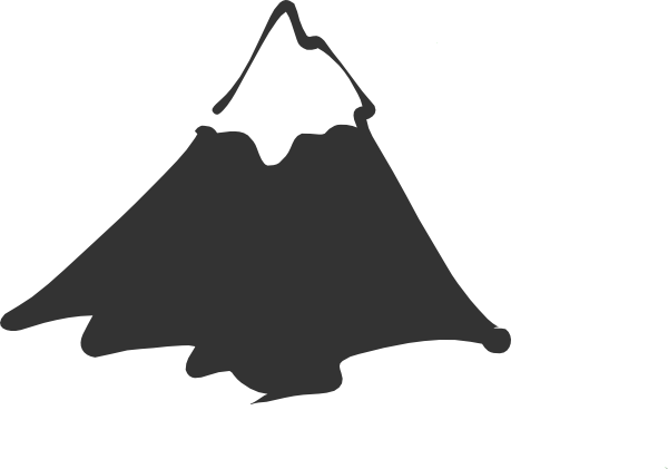 Mountain Clip Art Png.