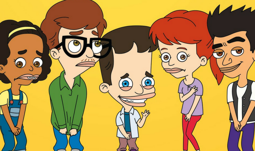 Big Mouth' on Netflix Is Simultaneously Problematic and Informative.