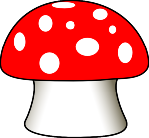 Mushroom Clip Art at Clker.com.