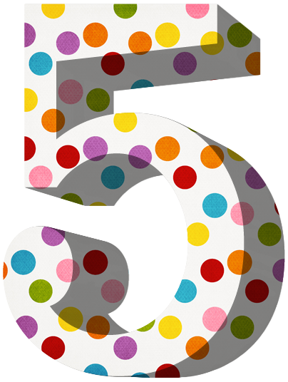 Big Polka Dot Clipart Of The Number 1 20 Free Cliparts