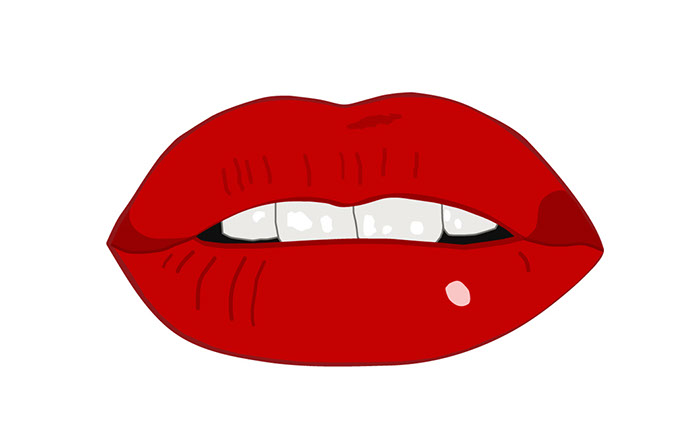 Free Big Red Lips, Download Free Clip Art, Free Clip Art on.