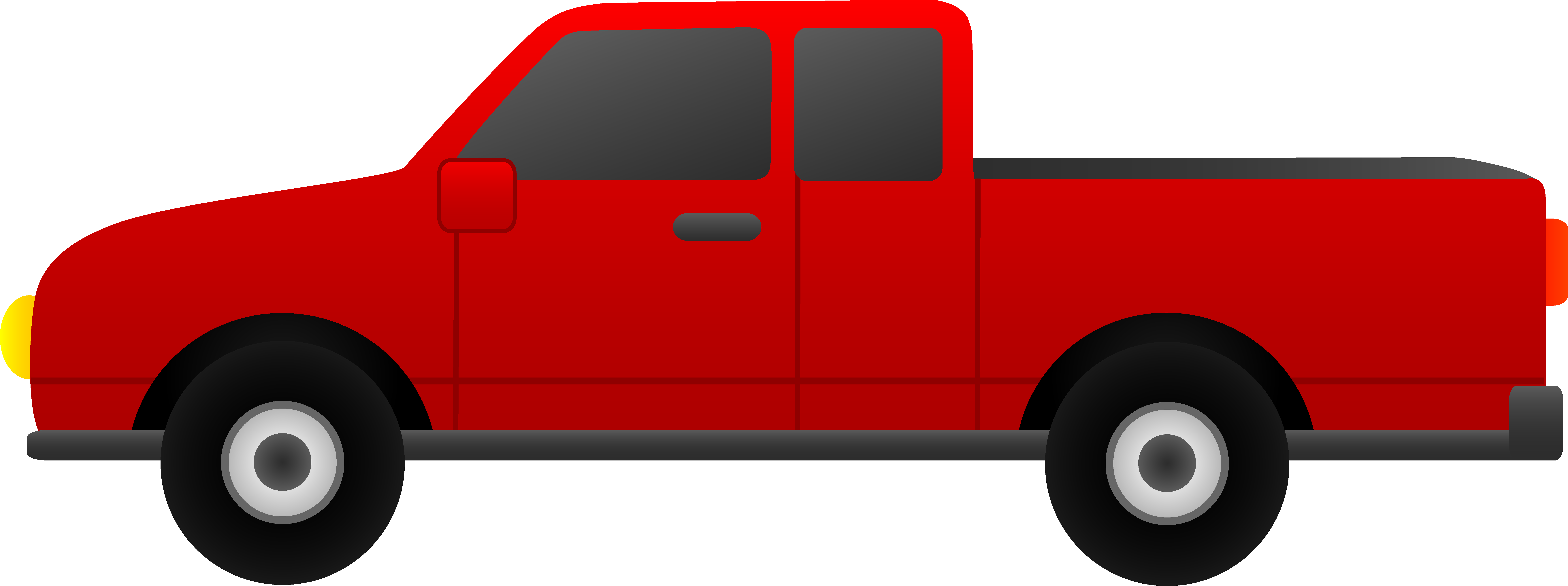 920 Pickup Truck free clipart.