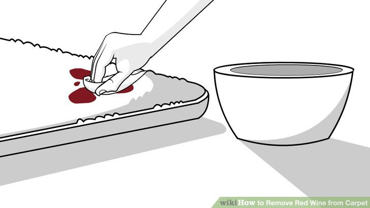 4 Ways to Remove Red Wine from Carpet.