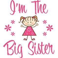 Little Sister Clipart.