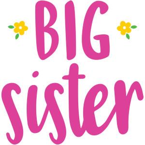 Big Sister Clipart Free.