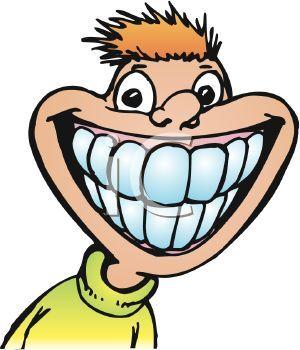 Big smile clipart 2 » Clipart Portal.