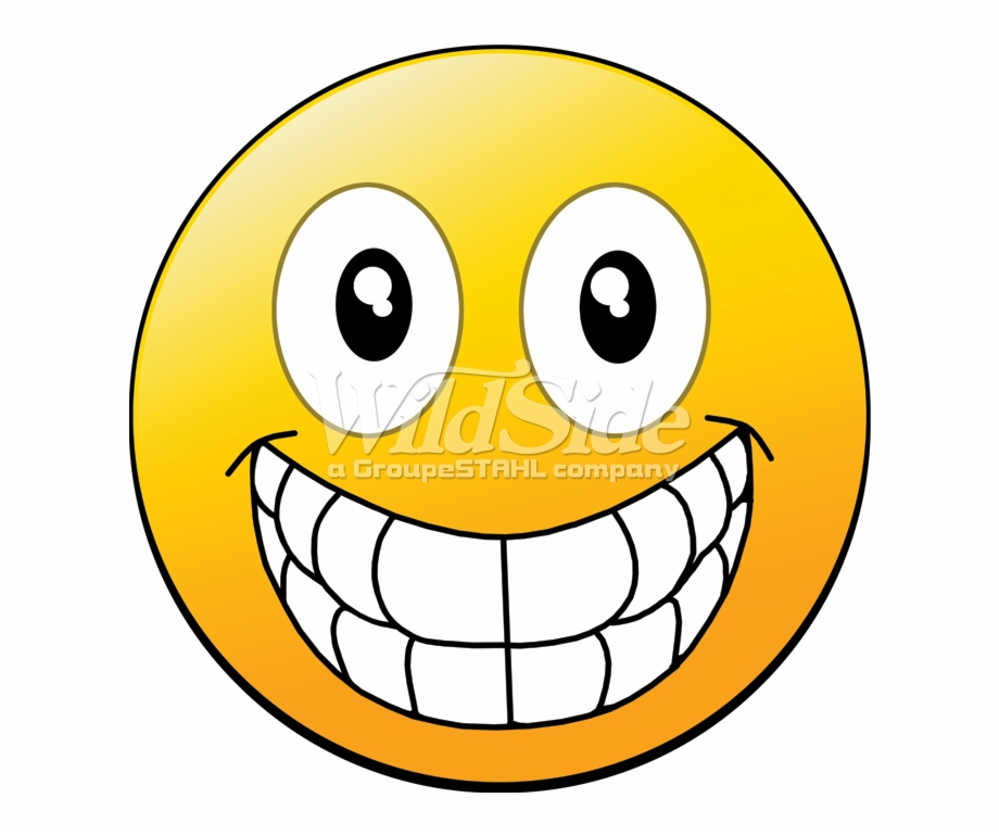 Emoji Big Smile.