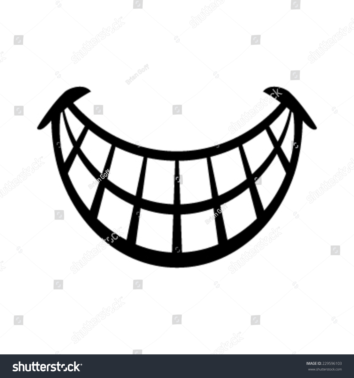 Free collection of Smiling clipart toothy smile. Download.