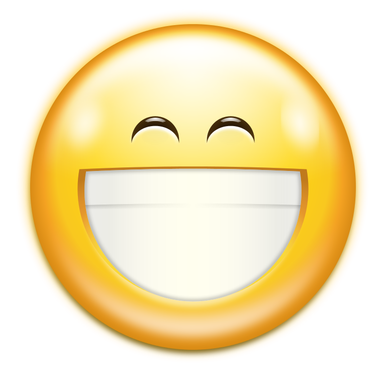 Free Big Smile Face, Download Free Clip Art, Free Clip Art.