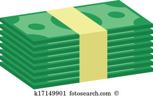 Stack of money clipart » Clipart Station.