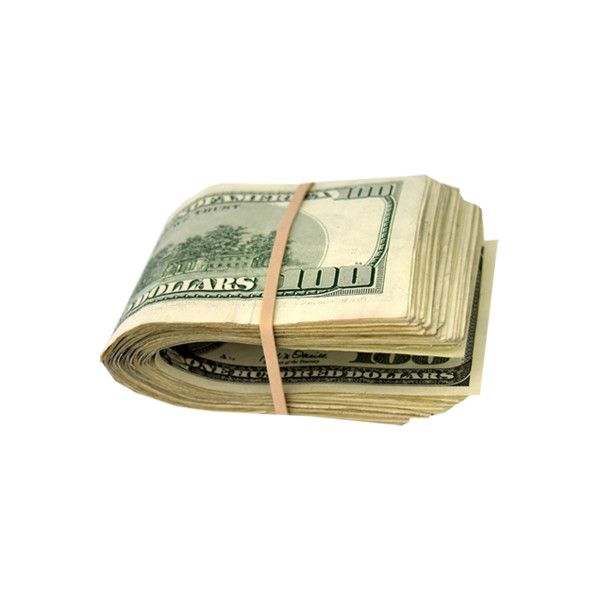Stack Of Money free PSD ❤ liked on Polyvore featuring money.
