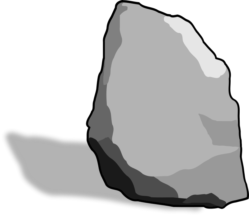Stone Clip Art Free.