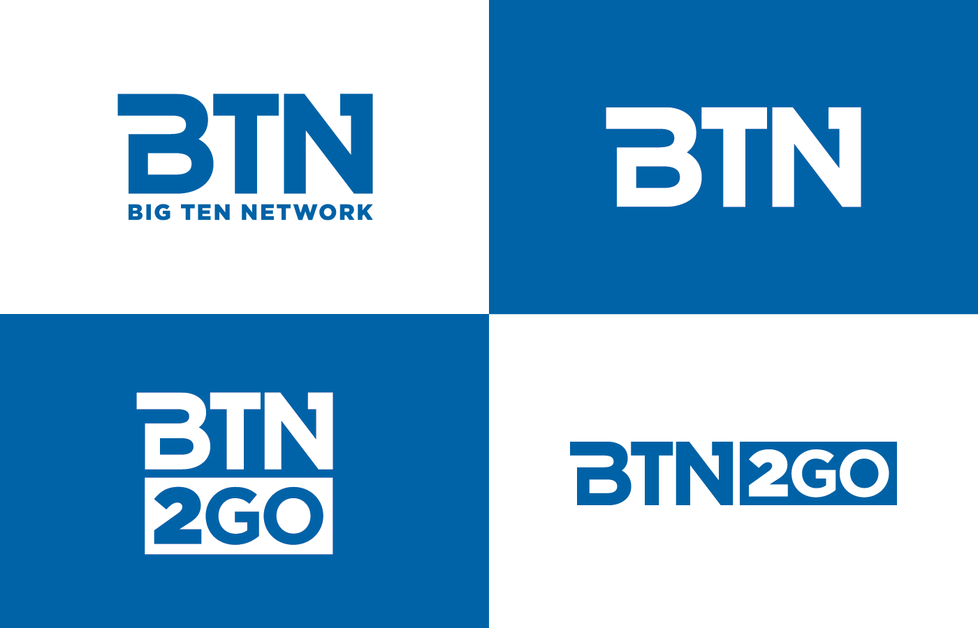 Big Ten Network Rebrand Concept on Behance.