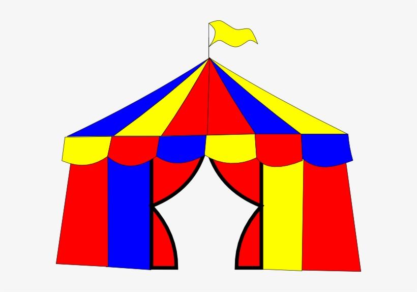 Big Top Tent Clip Art.