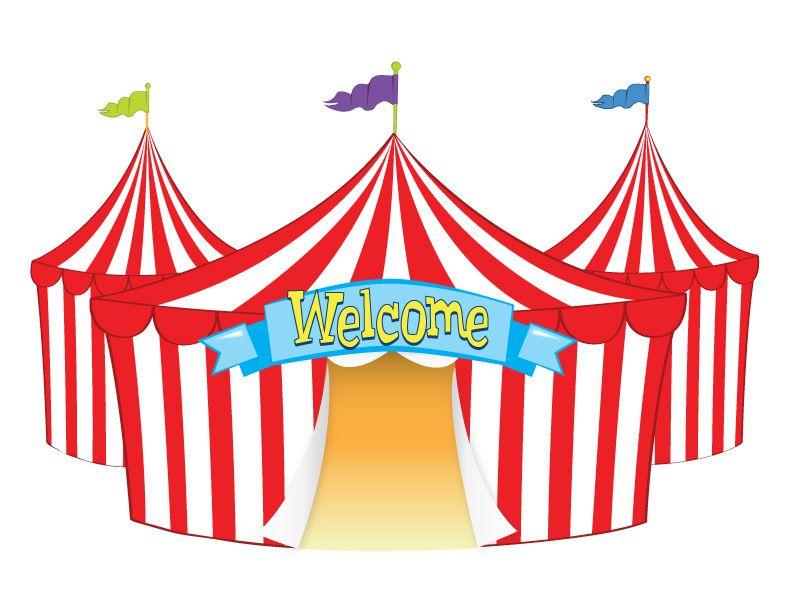 Tent clipart fair tent #1.