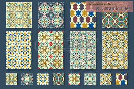 18,388 Ancient Tiles Stock Vector Illustration And Royalty Free.