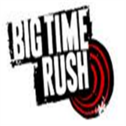 Big Time Rush logo.