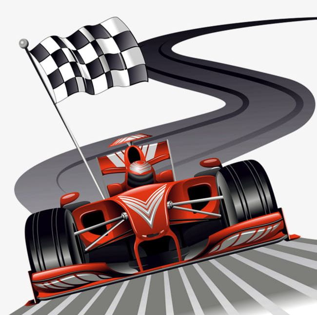 Big Red Sports Car Racing PNG, Clipart, Big, Big Clipart.
