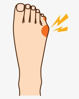 Free Toes Clip Art with No Background.