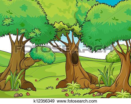Big tree Clip Art and Illustration. 5,724 big tree clipart vector.