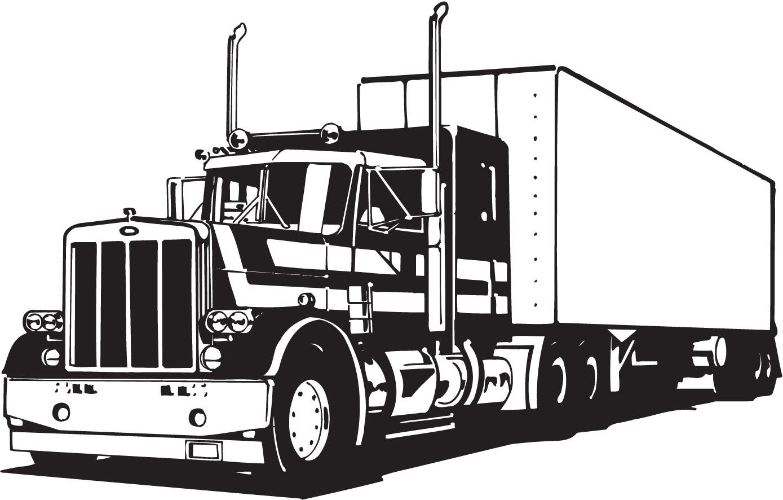Semi Truck Clipart. Clip Art. Ourcommunitymedia Free Clip.