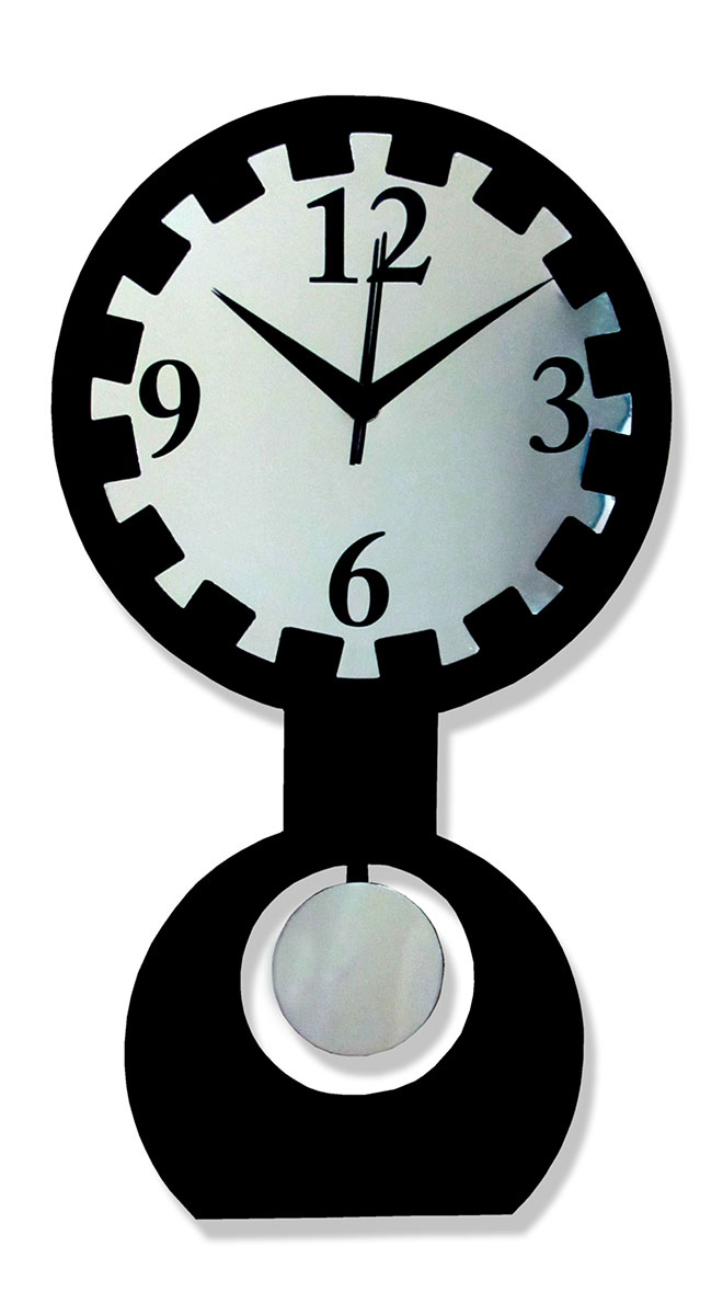 Panache 2R Pendulum Big Wall Clock.