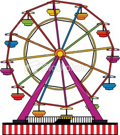 Big wheel clipart.