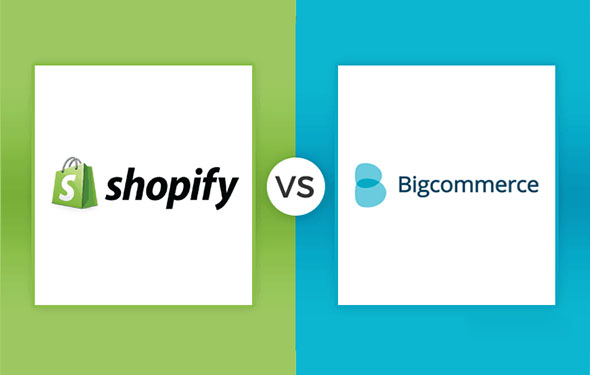 BigCommerce Vs Shopify:Choose e.