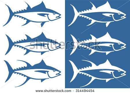 Yellowfin Stock Photos, Royalty.