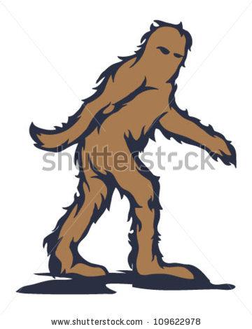 Bigfoot Stock Photos, Royalty.