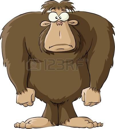1,192 Bigfoot Cliparts, Stock Vector And Royalty Free Bigfoot.