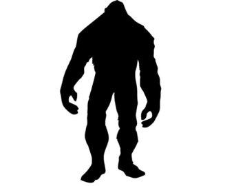 Bigfoot Clipart.