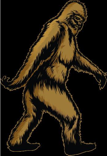 Bigfoot Gift Shop.