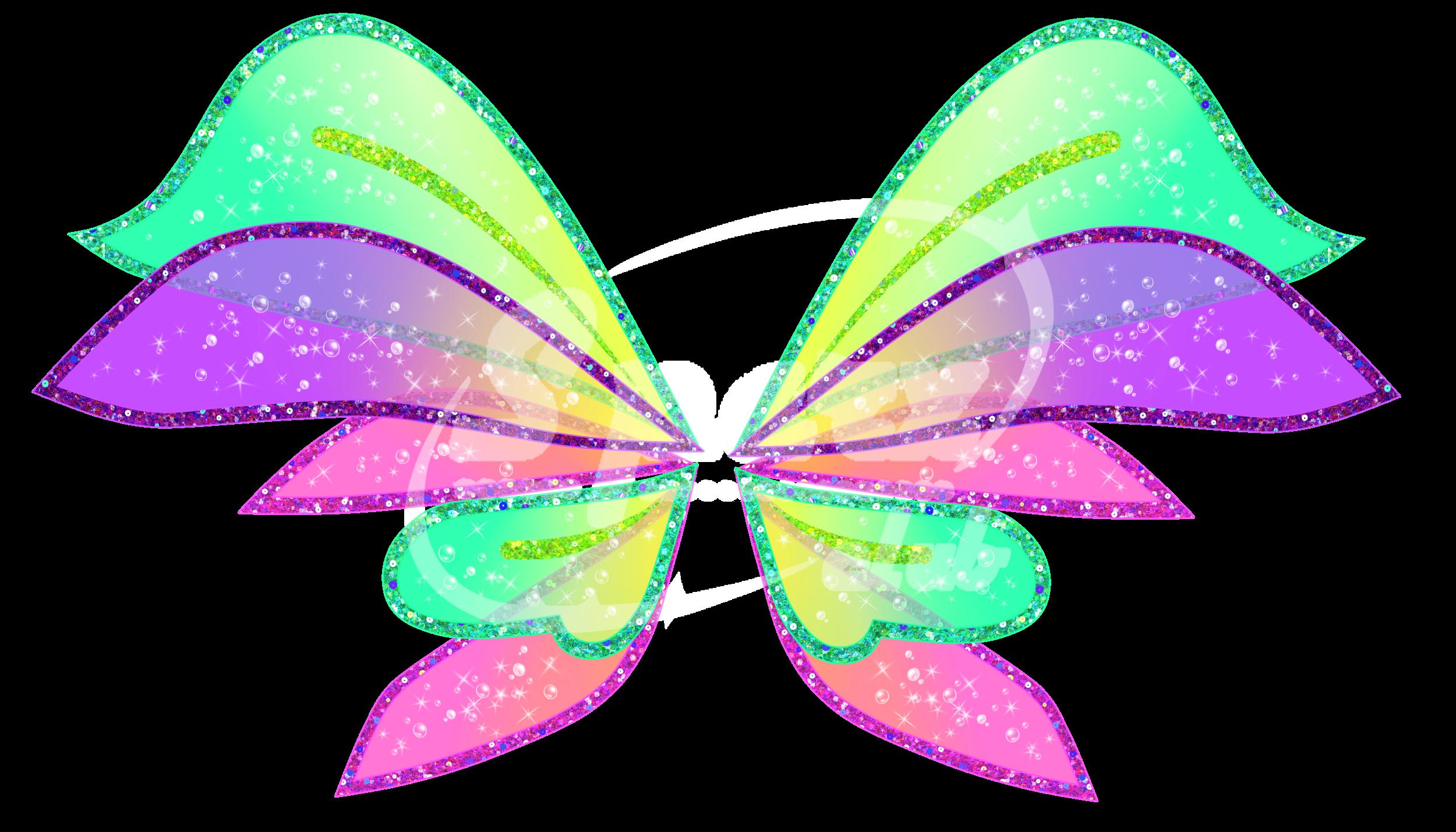 Luxa's Harmonix wings by werunchick on DeviantArt.