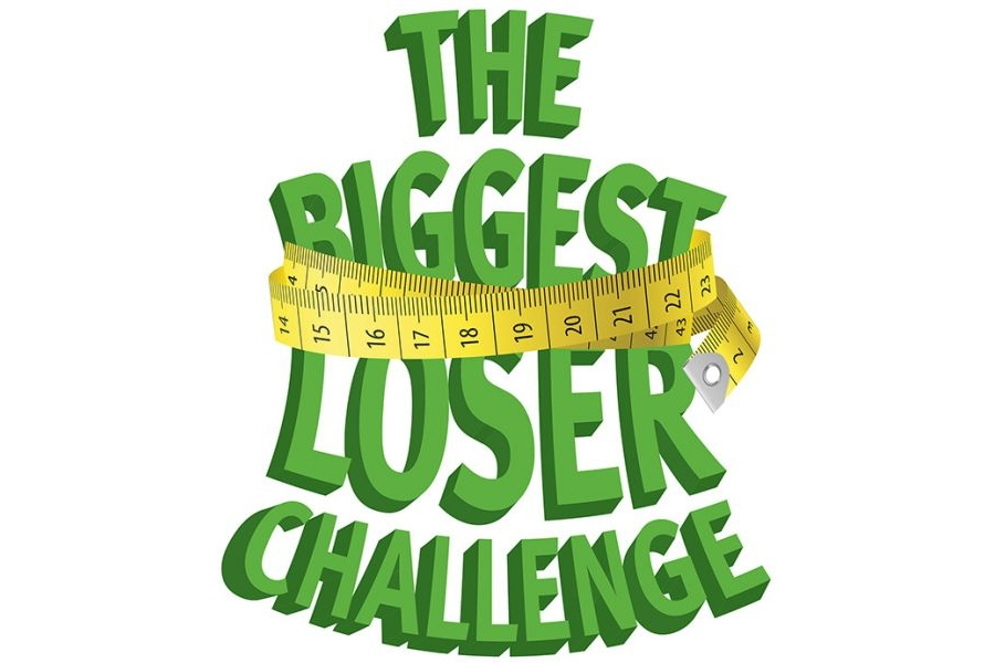 Biggest Loser challenge.