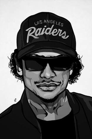 Eazy E ClipArt in 2019.