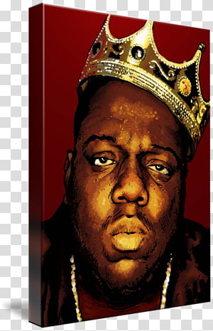 The Notorious B.I.G. PNG clipart images free download.