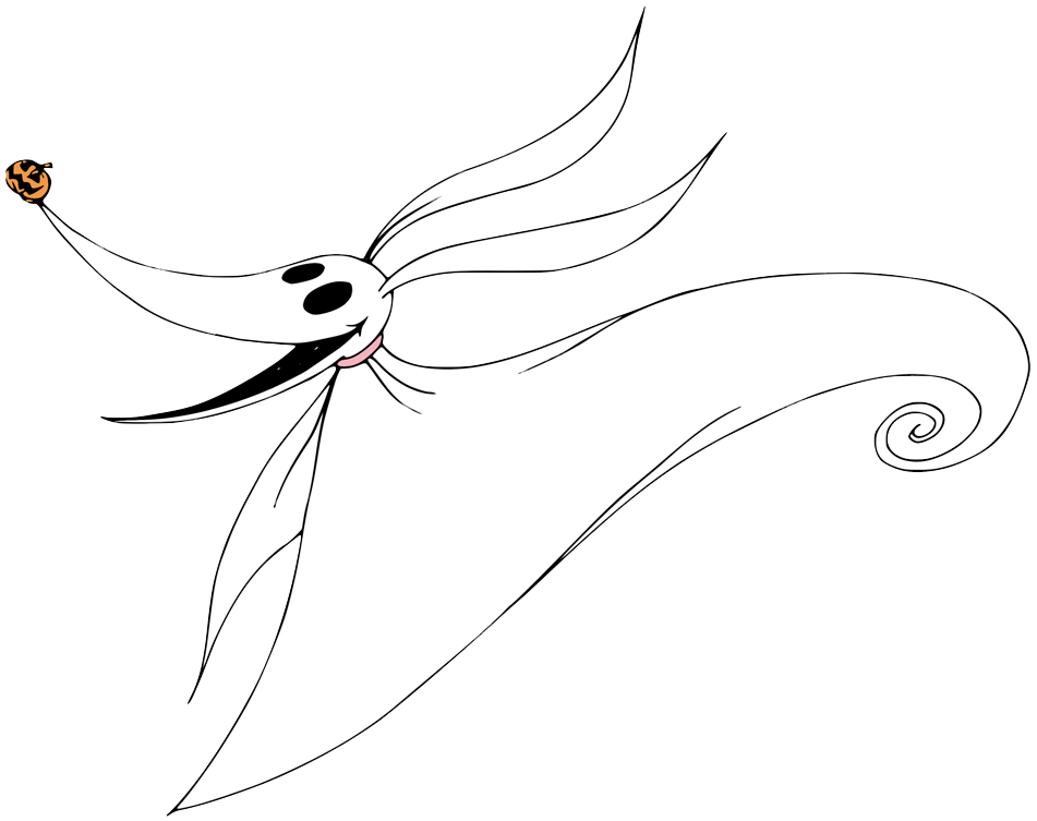 The Nightmare Before Christmas Clip Art.