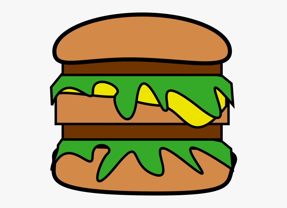 Big Mac Clipart , Transparent Cartoon, Free Cliparts.