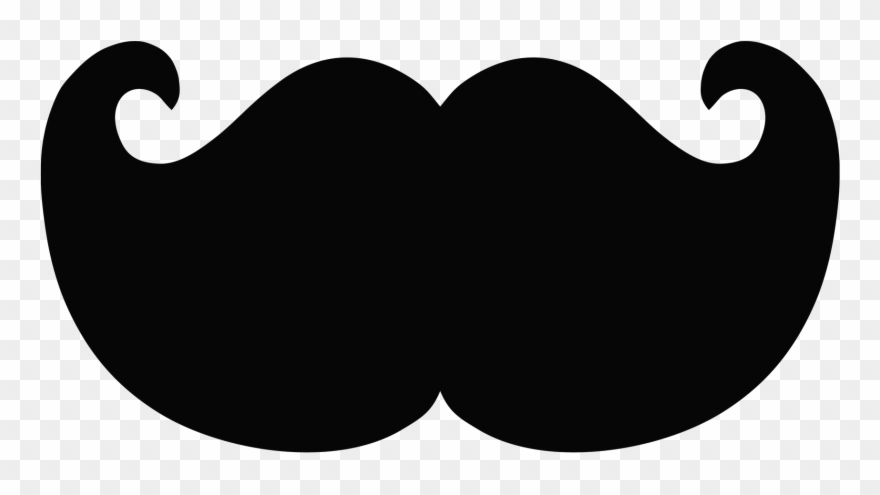 Moustache Clipart Hd.