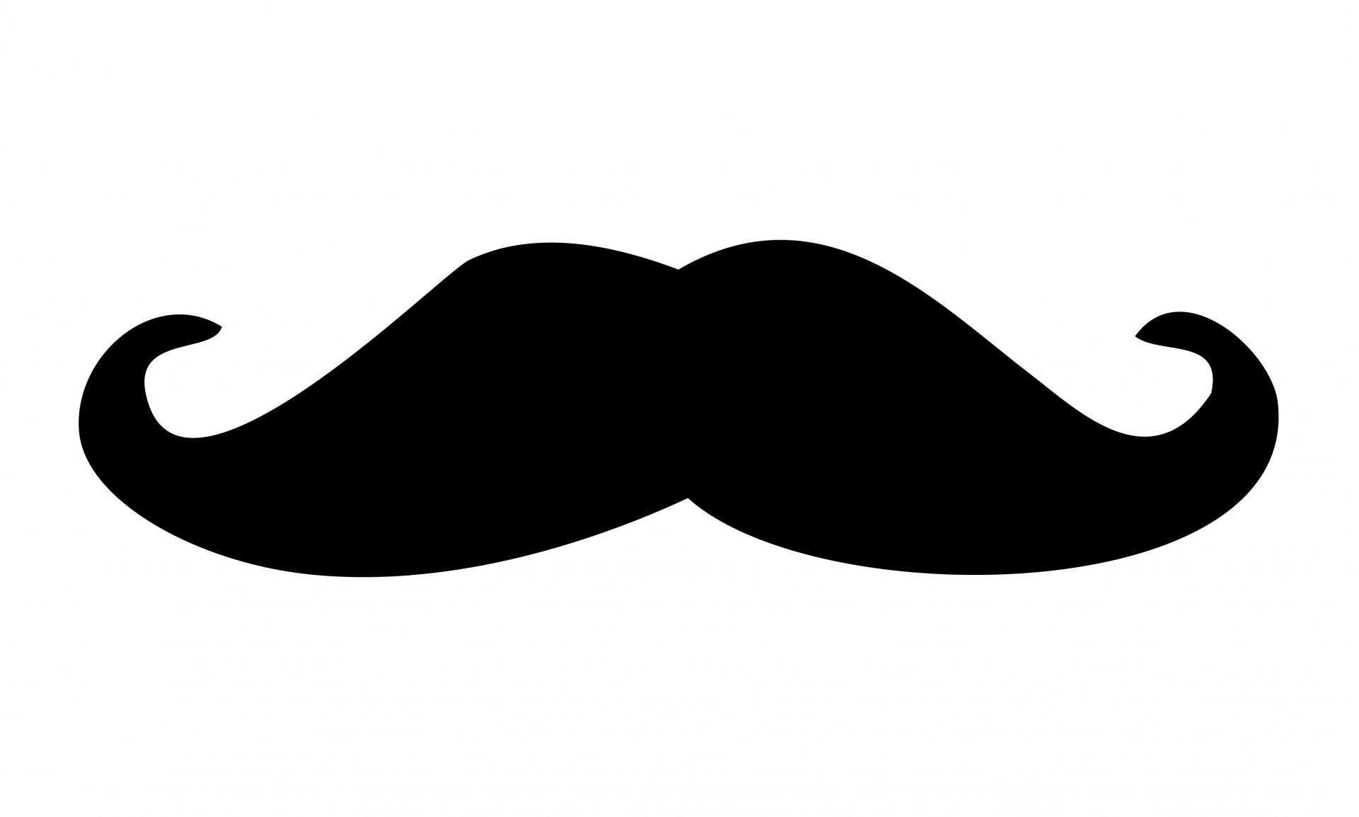 Free Mustache Transparent Background, Download Free Clip Art.