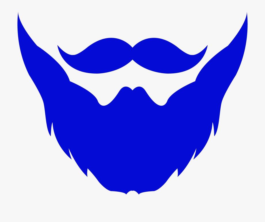 Beard Clipart Mouth.