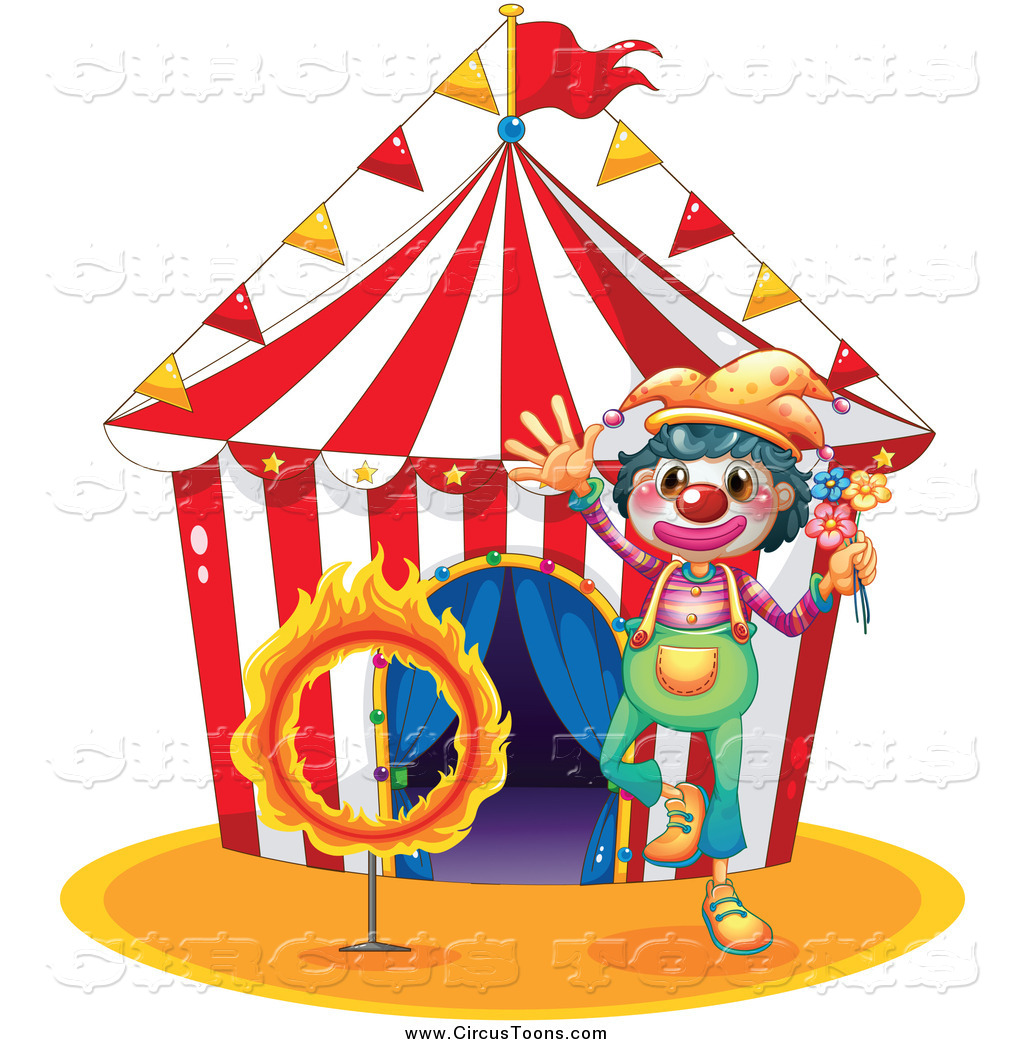 Royalty Free Big Top Stock Circus Designs.