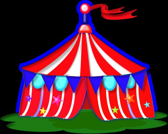 Circus Clip Art Big Top.