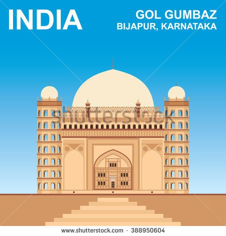 Gol gumbaz section clipart wallpapers.