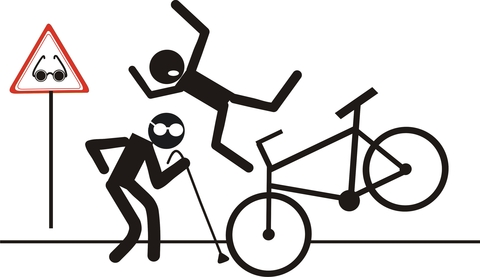 Bike accident clipart 6 » Clipart Station.