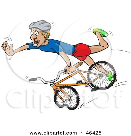 Bike accident clipart 3 » Clipart Portal.